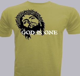 god-is-one - T-Shirt