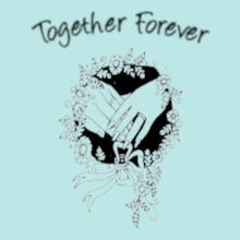 Wedding together-forever T-Shirt