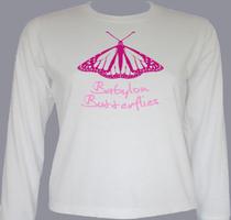 Cheerleading babylon-butterflies T-Shirt
