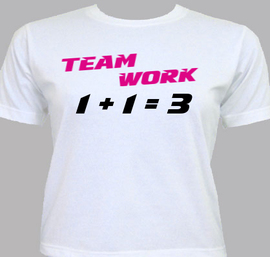 team work - T-Shirt