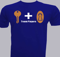 Team Building Team-players T-Shirt