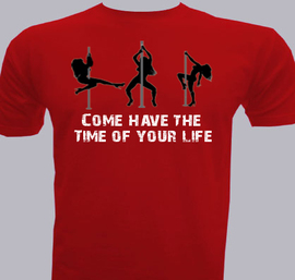 time-of-your-life - T-Shirt