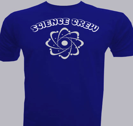 Sciencce Crew - T-Shirt
