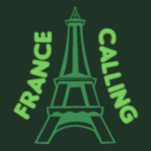 Vacation france-calling T-Shirt