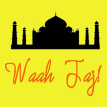 Vacation waah-taj! T-Shirt