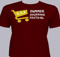 Promotional SSF T-Shirt