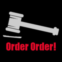 order-order T-Shirt