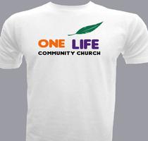 Congregation one-life T-Shirt