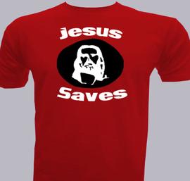 jesus-saves - T-Shirt