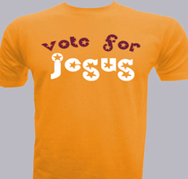 Jesus vote-for-jesus T-Shirt
