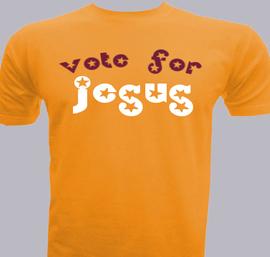vote-for-jesus - T-Shirt