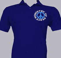Youth Group MINISTRY-OF-PEACE T-Shirt