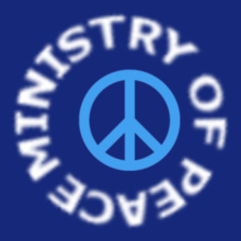 MINISTRY-OF-PEACE T-Shirt