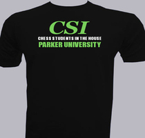 CSI-Parker-University T-Shirt