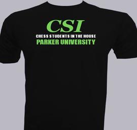 CSI Parker University - T-Shirt
