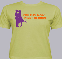 kiss-the-bride T-Shirt
