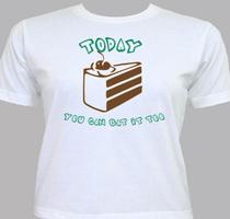 Birthday eat-it-too T-Shirt