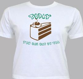 eat it too - T-Shirt