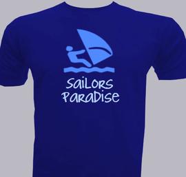 sailors paradise - T-Shirt