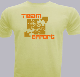 team effort - T-Shirt