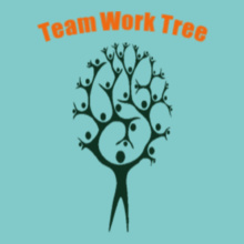 Team Building team-work-tree T-Shirt