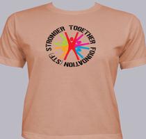Team Building stronger-together T-Shirt