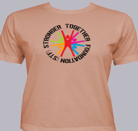 stronger together - T-Shirt
