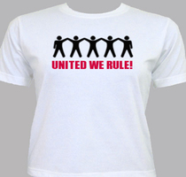 Team Building united-we-rule T-Shirt