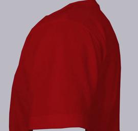 Indor-League Left sleeve