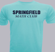 Organizations MATH-CLUB T-Shirt