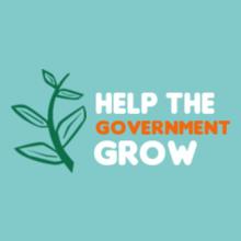help-the-govt-grow T-Shirt
