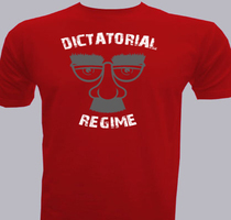 Political dictatorial-regime T-Shirt