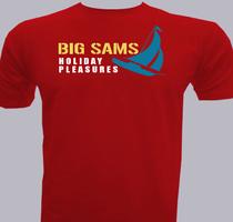 Big-Sam's-Holiday-Pleasures T-Shirt