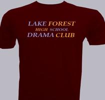 Organizations Drama-club T-Shirt