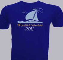 meditarranean- T-Shirt