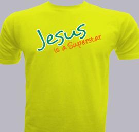 jesus-superstar - T-Shirt