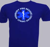 highbury-fire-resque T-Shirt