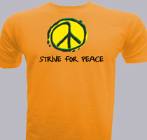 strive-for-peace T-Shirt
