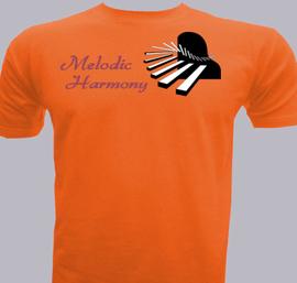 Melodic Harmony - T-Shirt
