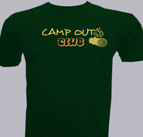 Camp-Out-Club T-Shirt