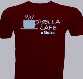 Bella-Cafe - T-Shirt