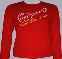 general-performance tonys-guitar-house T-Shirt