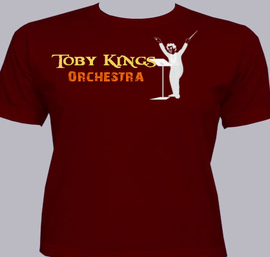 Toby Kings Orchestra - T-Shirt