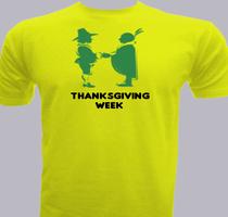 general-performance thanksgiving-week T-Shirt