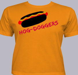 Hog   Doggers - T-Shirt
