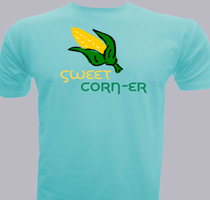 Promotional Sweet-Corner T-Shirt