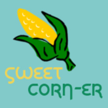 Promotional Sweet-Corner T-Shirt