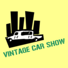 Promotional Vintage-Car-Show T-Shirt