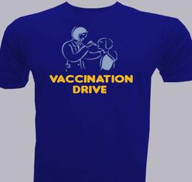 Vaccination-drive - T-Shirt