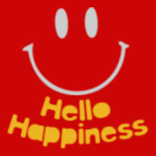 View All Hello-Happiness T-Shirt